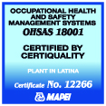 OHSAS 18001 Mediglia_Latina